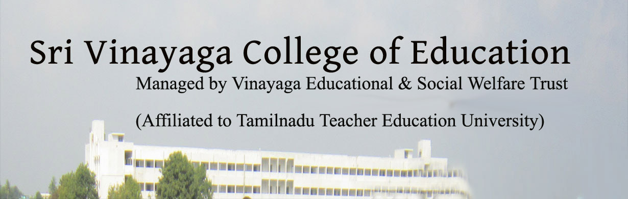 sri vinayaga college of education, Ullundurpet
